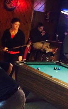 Don't Mess With Tammy....Pool Tourney at Wicked Whiskey in Glenfield