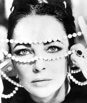 Time Machine to the Twenties: RIP Elizabeth Taylor