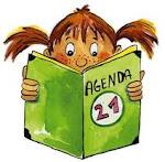 Olha a agenda...