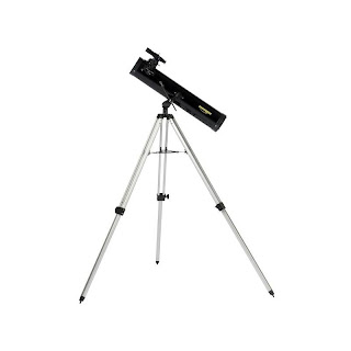 telescopio barato omegon 76