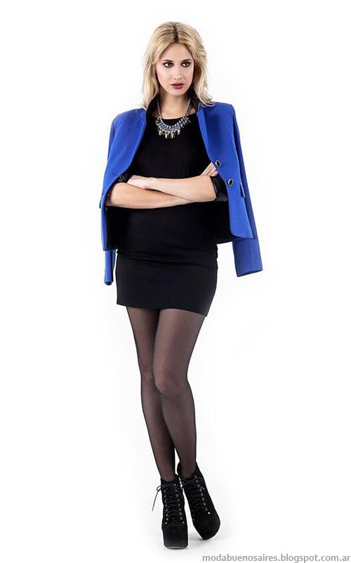 Sacos y blazers otoño invierno 2014 colección Activity. Moda casual otoño invierno 2014.