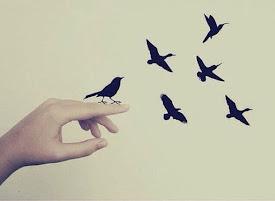 Únicamente cuando lo hemos perdido todo, somos libres para actuar.