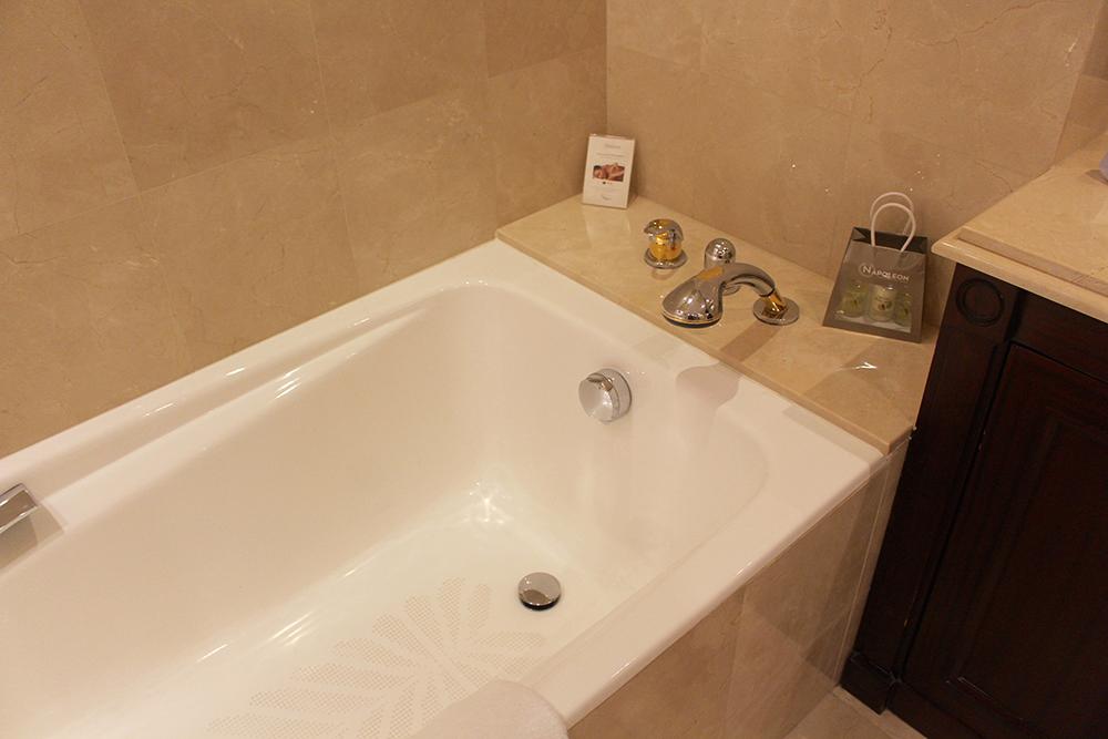 hotel napoleon paris review