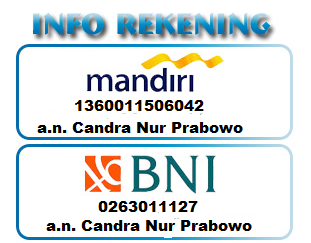 Info Rekening