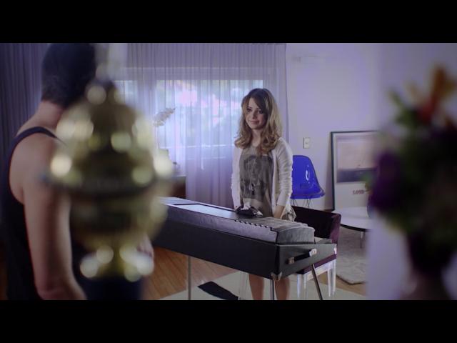 Sandy Leah e Marcelo Adnet - clipe Escolho você