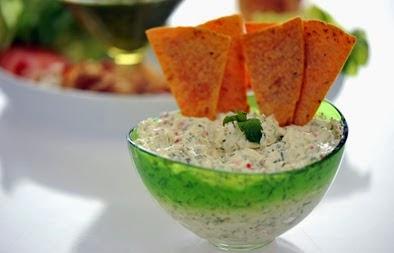 Labenah Dip Recipe