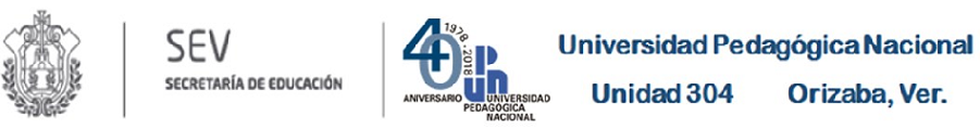 UPN 304 Orizaba
