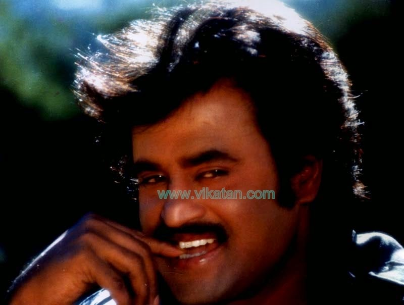 RAJINIKANTH IN 'SIVA' MOVIE