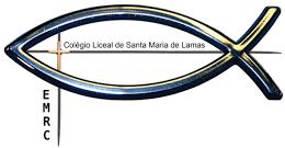 Logotipo EMRC Colégio de Lamas