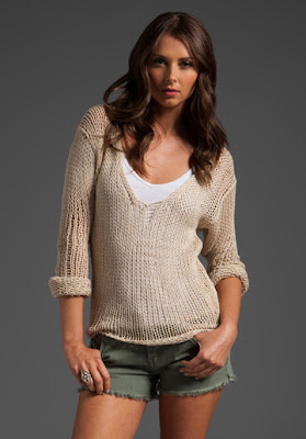 Knit Beach Pullover