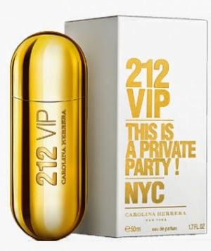 212 VIP CAROLINA HERRERA NYC