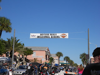 Biketoberfest Main st.