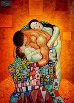 Peinture symbolique par Gustav Klimt