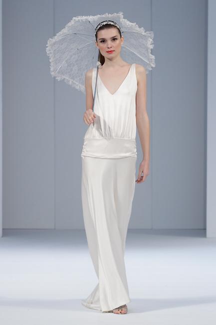Latest Vintage UK Wedding Dresses 1920\'s   Bridal trend ideas