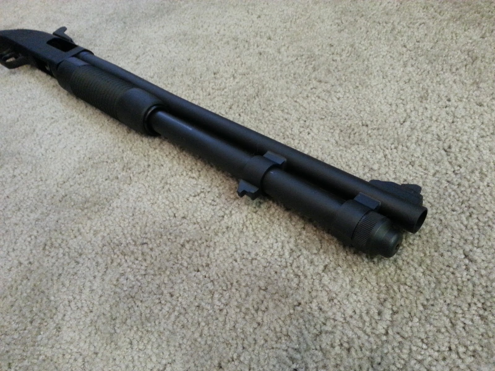 Babys First Boomstick A Discussion About The Mossberg 590