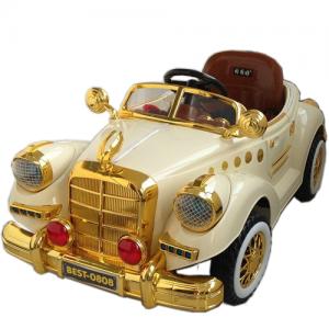 Xe ô tô điện trẻ em 0808 (bánh hơi)