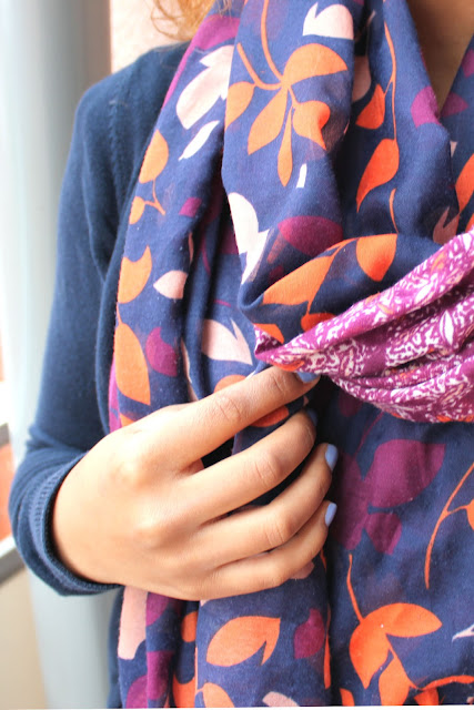 ACCESSOIRE: THE GALWAY SHAWL PRIZMAHFASHION
