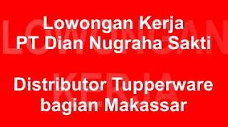 Lowongan Kerja PT Dian Nugraha Sakti Makassar