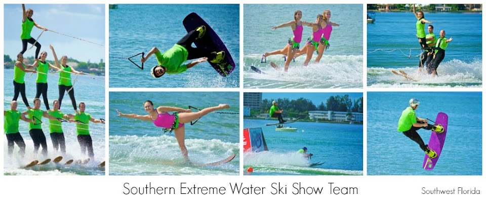 Southern Extreme Water Ski Show Team