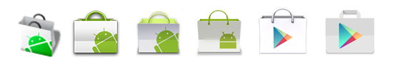 Evolution of the Google Play Store