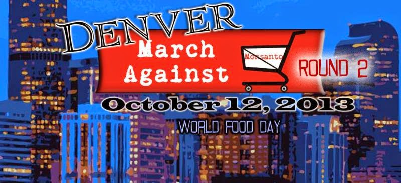 March Against Monsanto-Denver