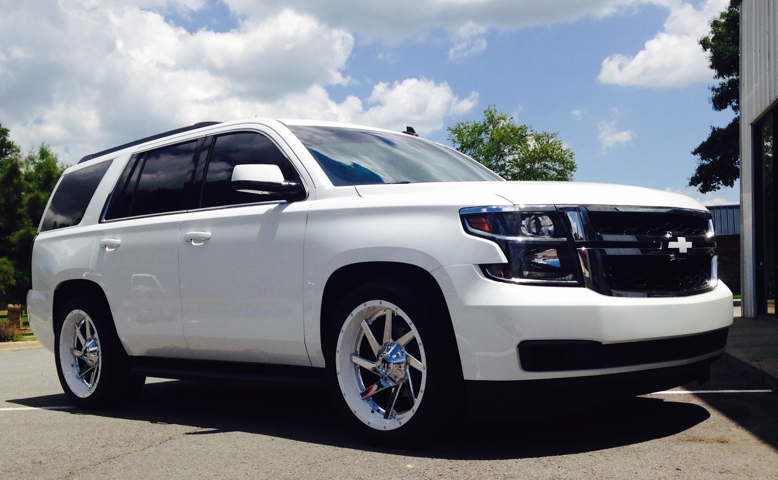 Used Chevy Tahoe New Car Specs And Price 2019 2020 2008 Colorado Fuse Box Diagram Motorsports Authority Msa 2015 Chevrolet Lowered On