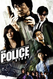 New Police Story (2004) BluRay 720p 800MB