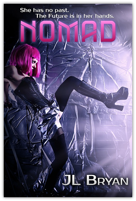 Cover Reveal: NOMAD by J.L. Bryan