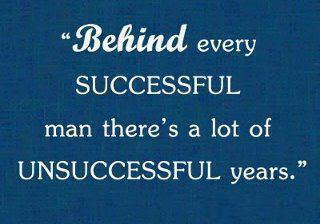 Behind Every Successful Man Wallpapers