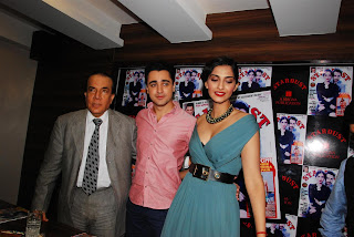 Sonam Kapoor and Imran Khan Launches Stardust Magazine (12).JPG