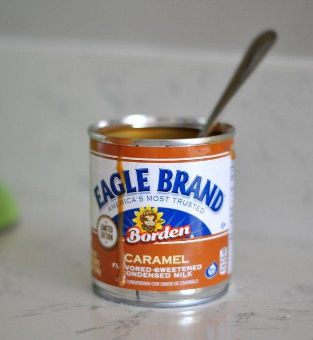 creamy caramel cinnamon rolls
