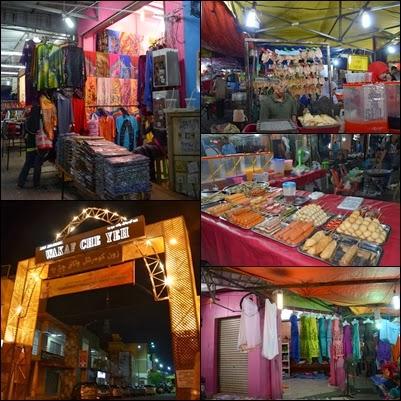 Wakaf Che Yeh Night Market Wakaf Che Yeh Midnight Bazaar