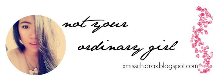 *not your ordinary girl*