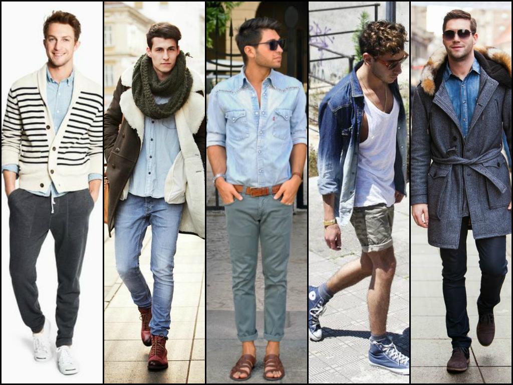 como-combinar-camisa-vaquera-moda-masculina