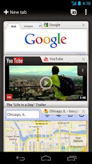 Apps Android : Chrome Browser - Google V30.0.1599.82 Apk