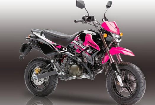 New Kawasaki KSR110