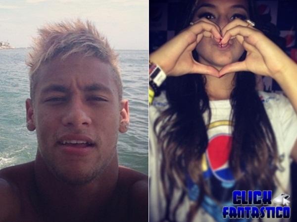 Tags  Neymar E Bruna Marquezine Est  O Namorando   Neymar E Bruna