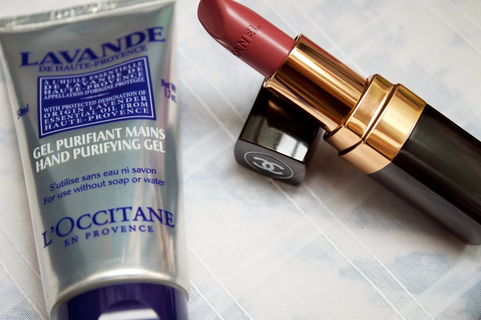 BEAUTY : NEW IN FROM CHANEL + L'OCCITANE