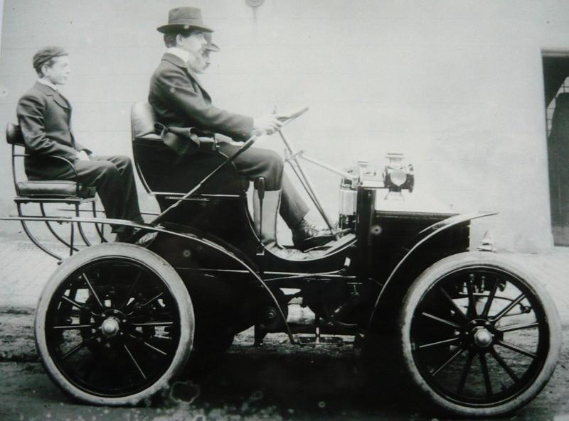 British leyland sam 39 s automotive blog for The frederick motor company
