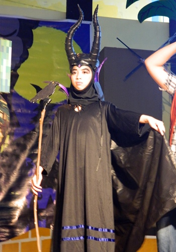 Maleficent costume, DIY Maleficent costume, halloween costume idea