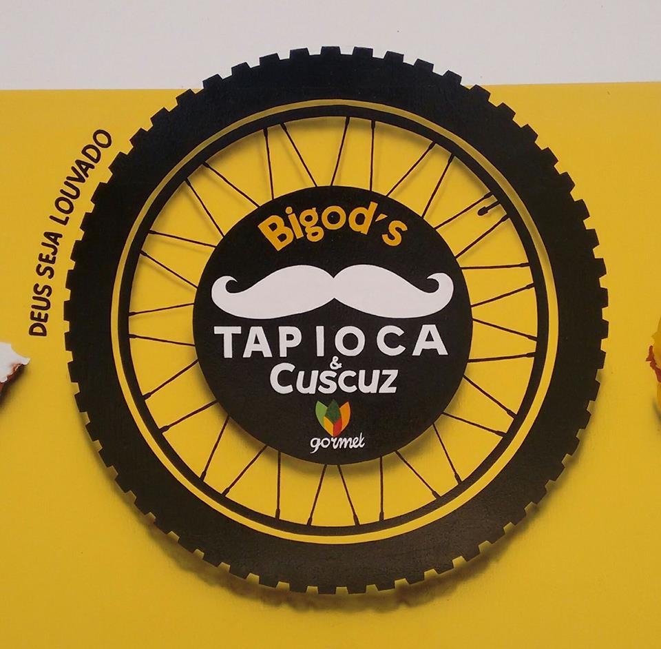 BIGOD'S TAPIOCA E CUZCUZ GOURMET