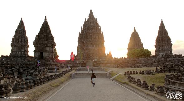 Templo de Prambanan Indonesia