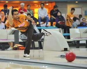 Skuad Bowling Malaysia Sukan Asia 2014 Incheon