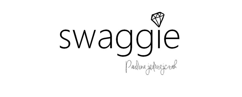 SWAGGIE by Paulina Jędrzejczak -  lifestylowy blog o modzie