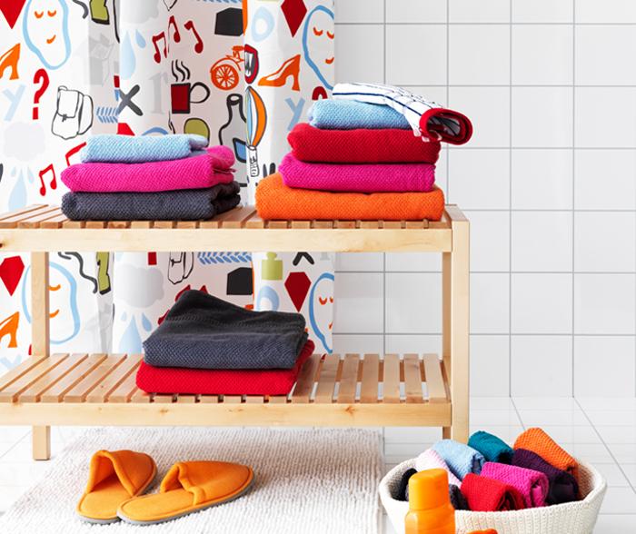 Ikea e momichan un bagno ikea - Set asciugamani bagno ikea ...