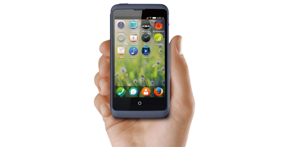 ZTE Open C with Firefox OS