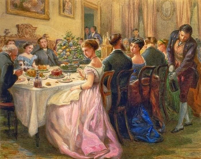 العشاء Dinner Party