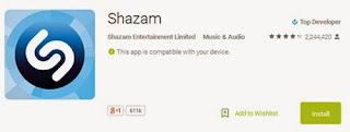 Aplikasi Judul Lagu Android Terbaik 2016