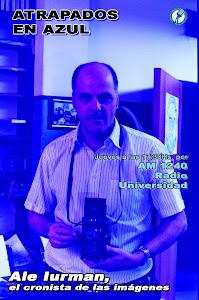 29. Ale Iurman, el cronista de las imágenes