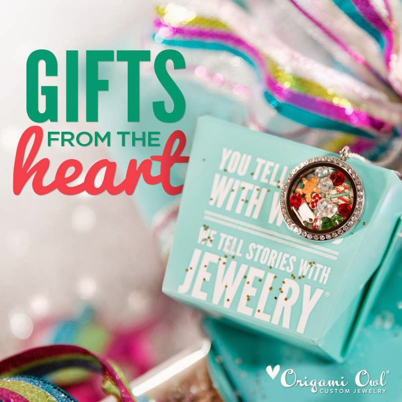 Give Meaningful Christmas Gifts of Origami Owl Living Lockets ...